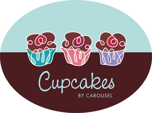 Grand Opening Wednesday July 1st Our new Cupcakes by Carousel store!