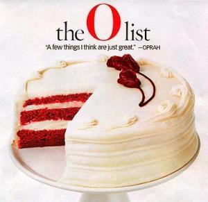 Oprah's favorite Red Velvet Cake