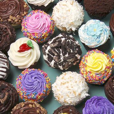 Cupcakes by Carousel Ridgewood NJ