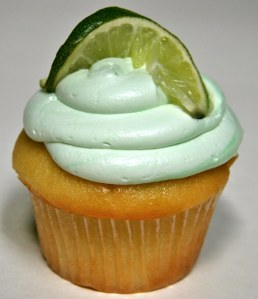 Tart And Yummy Keylime Cupcake