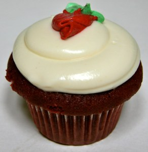 Choose From 25 Different Varieties - Pictured Red Velvet Cupcake