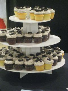Cupcakes by Carousel donated Dozens of Cupcakes at Bloomingdales Fundraiser