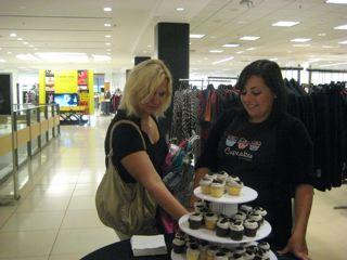 Fashionable Fundraiser Tasty Treats From Cupcakes by Carousel