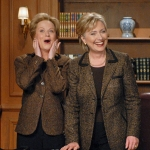 Hilary Clinton on SNL