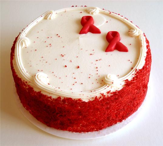 Broadway Cares Cake