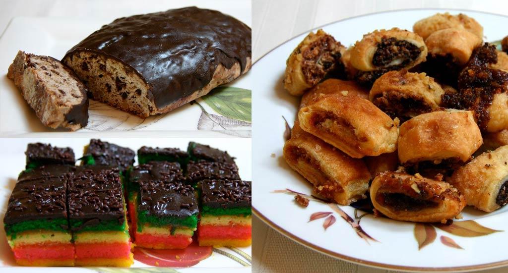 Traditional Jewish Cakes
