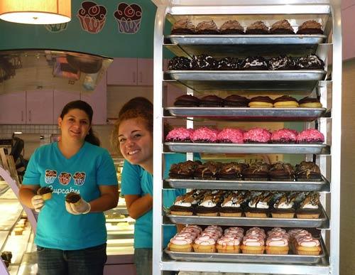 Englewood Cupcake Shop Grand Opening